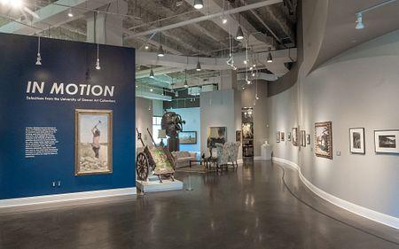 Du art exhibit