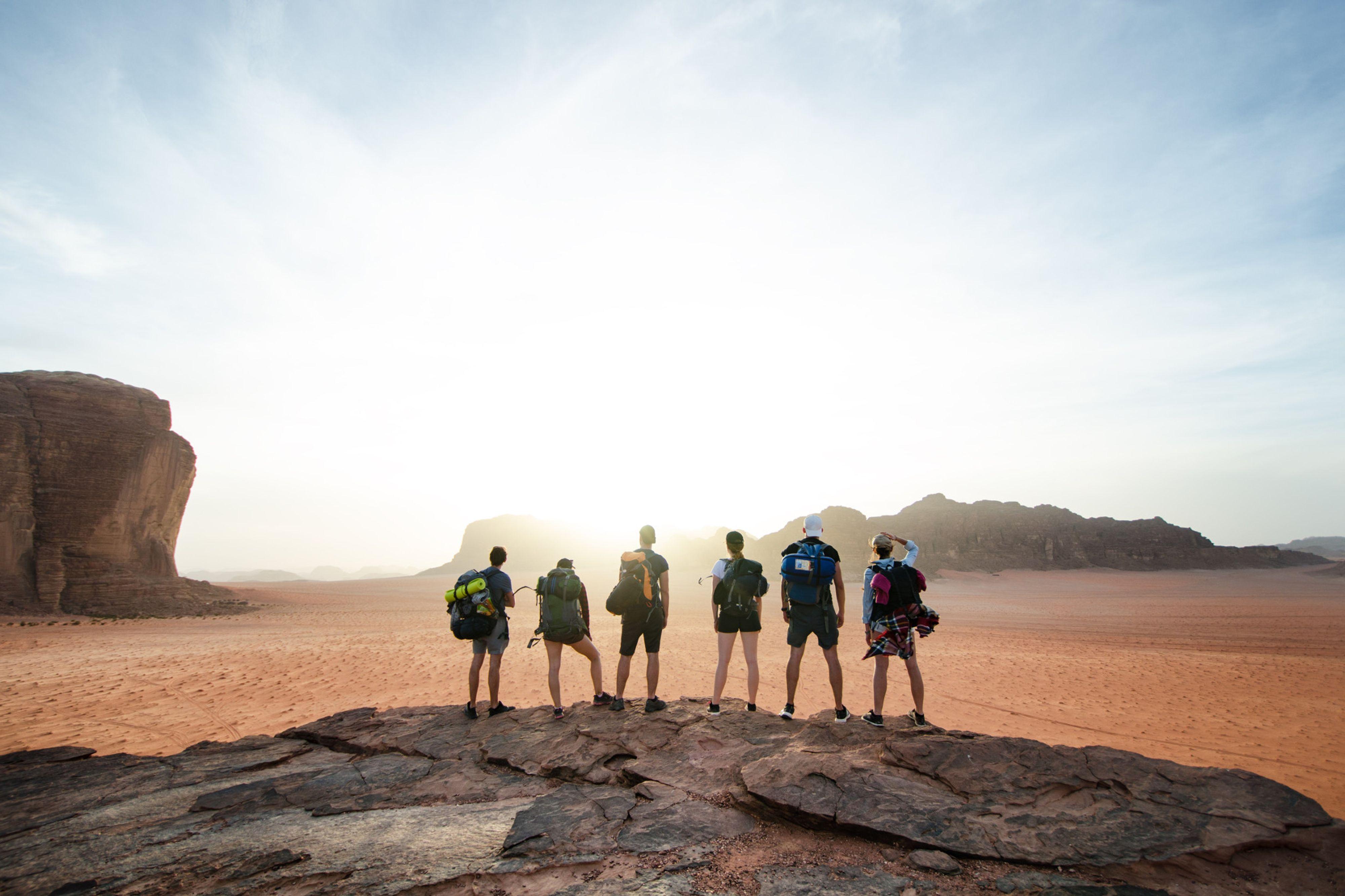students regarding desert