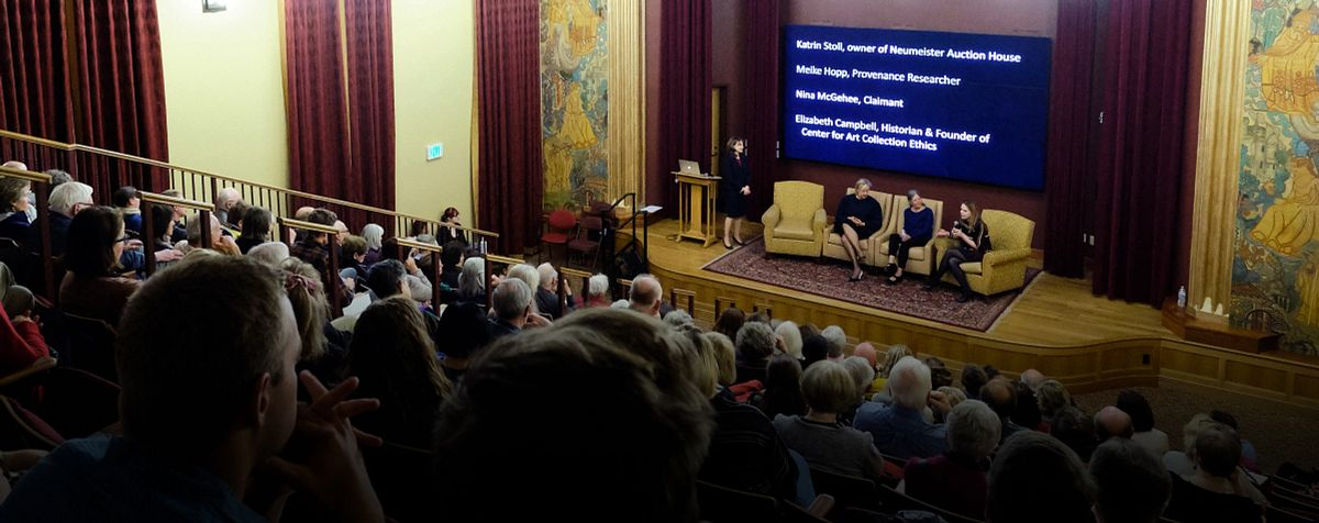 Under the Hammer of the Nazis Event