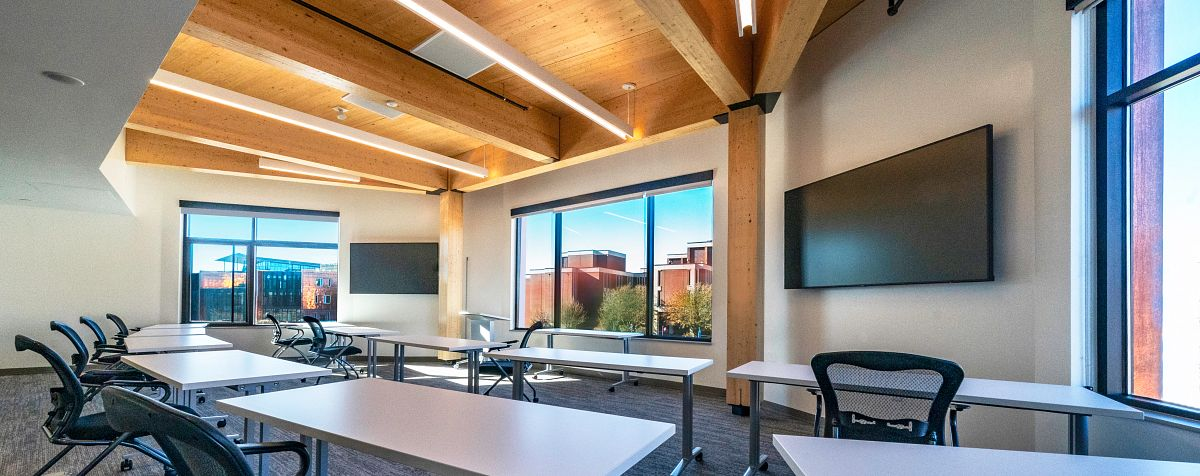 conference room inside Burwell