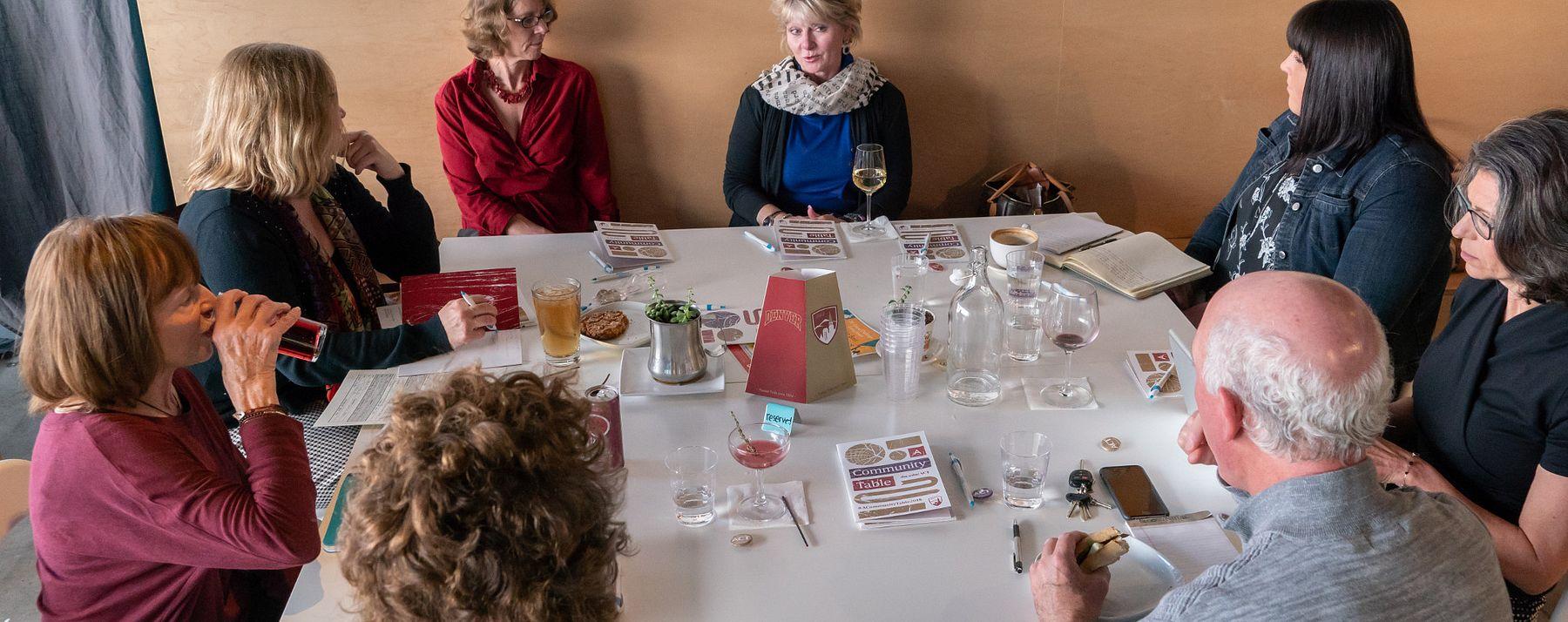Community Table Participants
