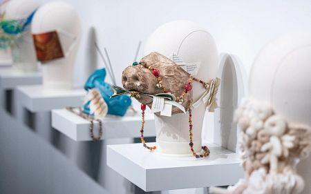 Vicki Myhren Gallery exhibition.