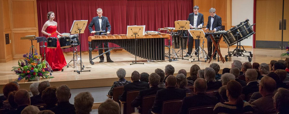 lamont percussion ensemble