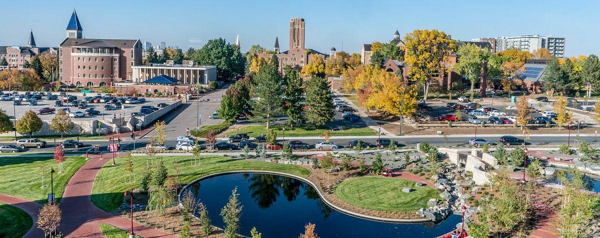 campus scenics