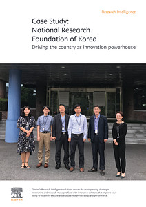 Thumbnail of 'Driving the country as innovation powerhouse: National Research Foundation of Korea' case study