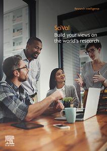 Thumbnail cover for 'SciVal fact sheet' | Elsevier