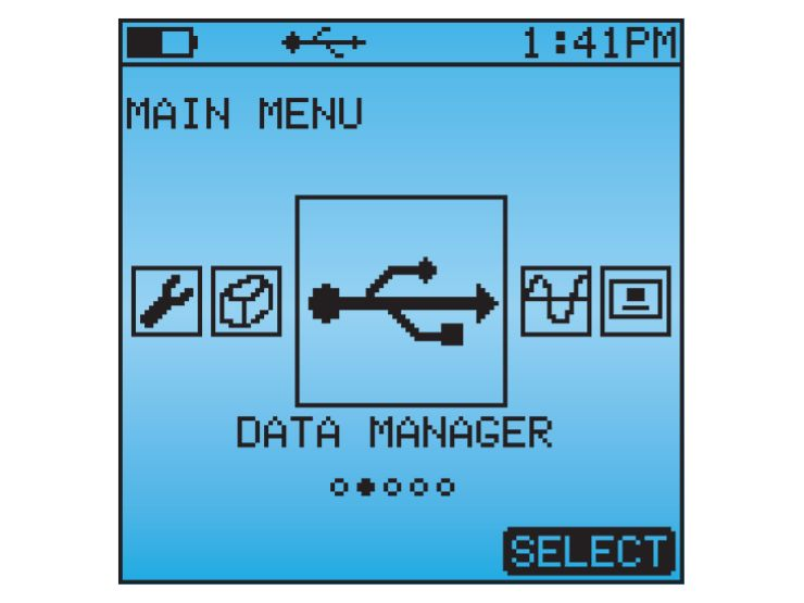 Advantage - LCD - Data Manager.psd