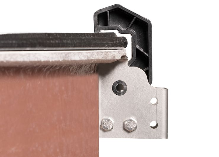 Watertight Tank Sump - Lid - Latches.psd