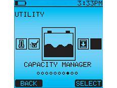 Celltron Advantage Screen - Capacity.psd
