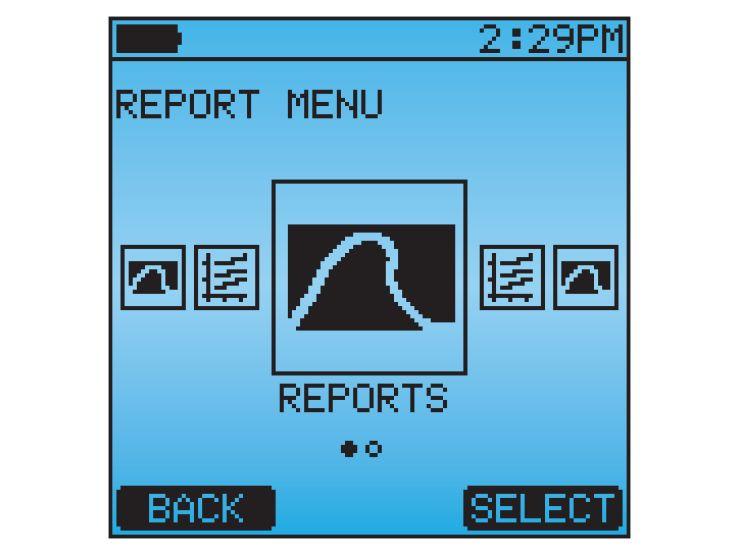 Advantage - LCD - Reports.psd