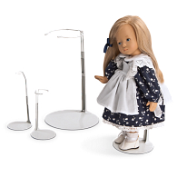 "Doll Stand for 20–30""H Chubby Waisted Dolls"