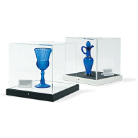 Gaylord Archival® Gem Acrylic Tabletop Case with Laminate Deck