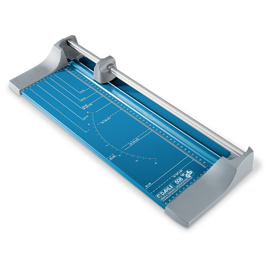 "Dahle® Personal 12 1/2"" Rotary Paper Trimmer"