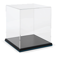 Gaylord Archival® Gem Structure Frame Acrylic Tabletop Case