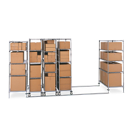 Metro High-Density Rolling Shelving System