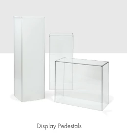 Frank Display Pedestals