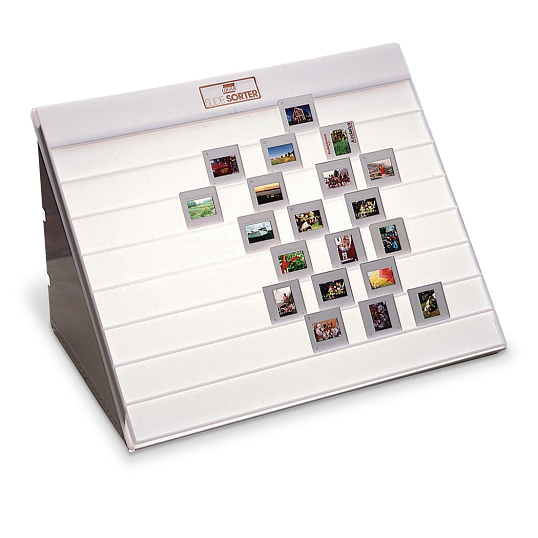Logan Slide Viewer & Sorter