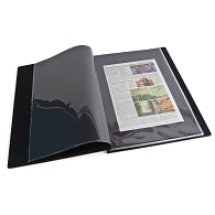 Gaylord Archival® Post-Bound Quarterbound Oversize Scrapbook