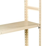 Extra Steel Shelf for Tennsco Z-Line Boltless Shelving Units