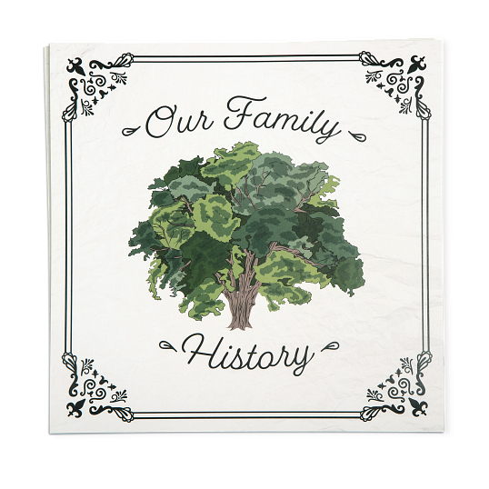 Gaylord Archival® Our Family History Genealogy Page Set