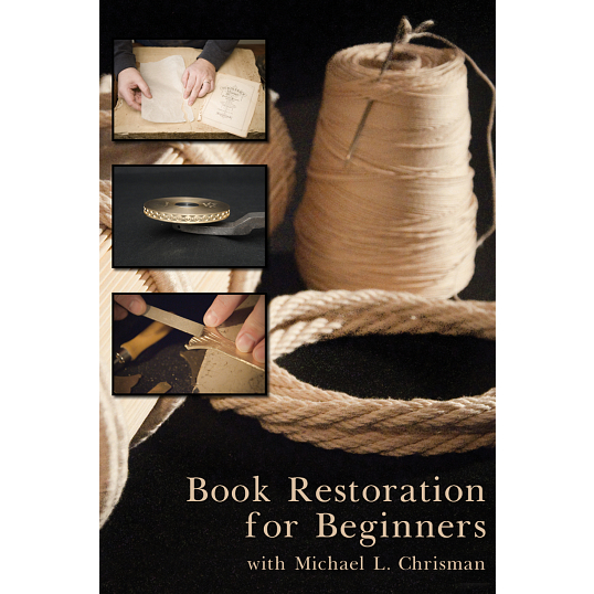 Book Restoration for Beginners
