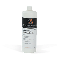 Gaylord Archival® White pH Neutral Adhesive (1 qt.)