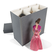 "Gaylord Archival® 12"" Fashion Doll Box"