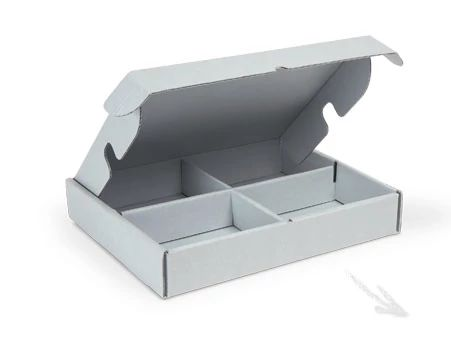 Gaylord Archival Divided Clamshell Multipurpose Box