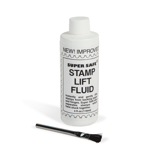 Supersafe® Stamp Lift Fluid