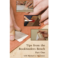 Tips from the Bookbinders Bench Part One
