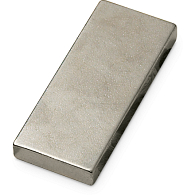 Nickel-Plated Steel Medium Book Weight