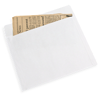 Gaylord Archival® 80 lb. Text Buffered Long Side Opening Envelopes (50-Pack)