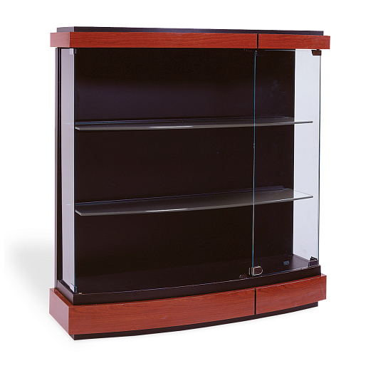 Waddell Quantum Wall-Mount Exhibit Case