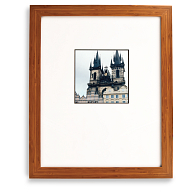 Gaylord Archival® Caramel Bamboo Collection Wood Frame Kit