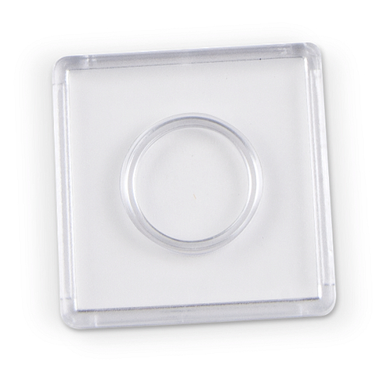 Polystyrene Quarter Coin Holder