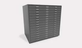 EXTRA LARGE FLAT FILES