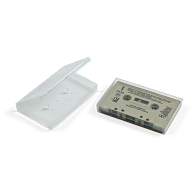 Single Audiocassette Case