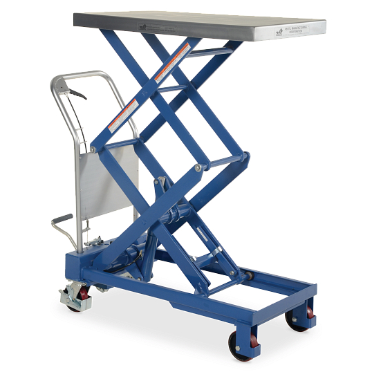 Mobile Hydraulic Scissor Lift Table