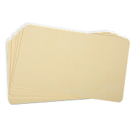 20 pt. Folder Stock Index Cards for Gaylord Archival® Card File Boxes (10-Pack)