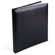 Pioneer® Post-Bound Leatherette Memory Scrapbook
