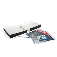 Gaylord Archival® Photo Preservation Box Album Kit