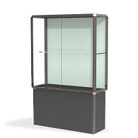 Waddell Spotlight Exhibit Case