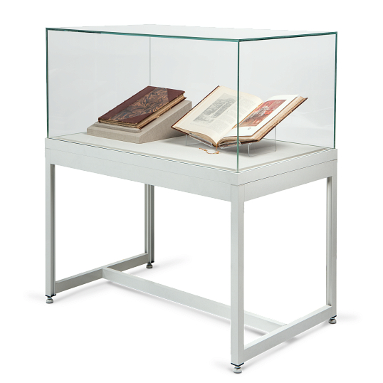 Gaylord Archival® Charter™ Glass Table Exhibit Case