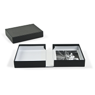 Portfolio Box with White Lining