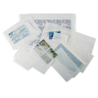 Glassine Stamp Envelopes (100-Pack)