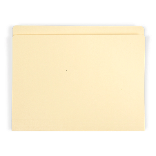 "Gaylord Archival® Classic Full 1"" Tab Legal Size File Folders (100-Pack)"