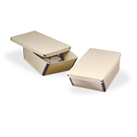 Gaylord Archival® Tan Barrier Board Stereo Box