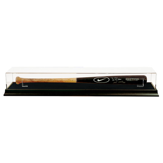Gaylord Archival® League Baseball Bat Tabletop Case