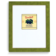 Gaylord Archival® Green JellyBean Collection Wood Frame Kit