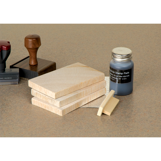 Archival Actinic Ink #125 Stamping Kit